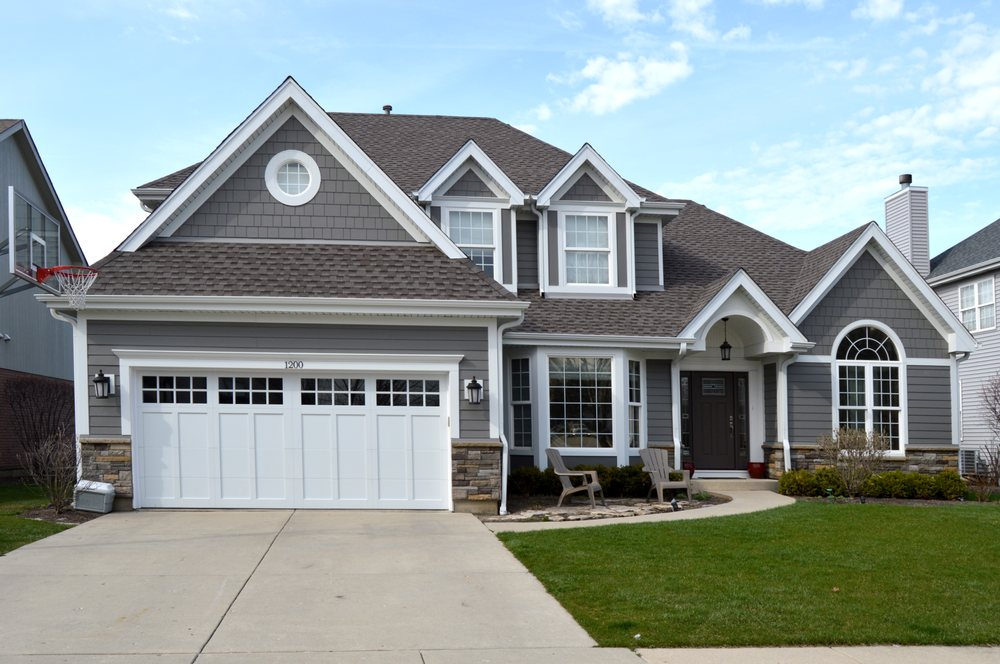 professional siding contractor Arlington Heights